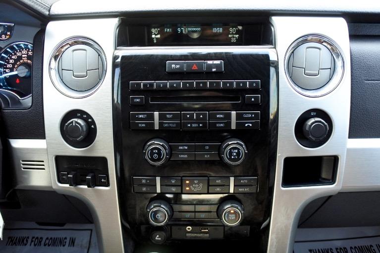 Used 2012 Ford F-150 4WD SuperCrew 145' Platinum Used 2012 Ford F-150 4WD SuperCrew 145' Platinum for sale  at Metro West Motorcars LLC in Shrewsbury MA 11