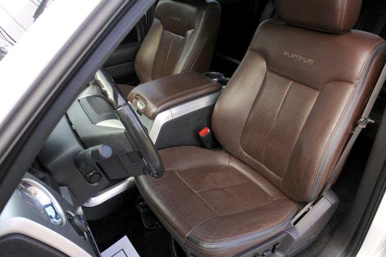 Used 2012 Ford F-150 4WD SuperCrew 145' Platinum Used 2012 Ford F-150 4WD SuperCrew 145' Platinum for sale  at Metro West Motorcars LLC in Shrewsbury MA 14