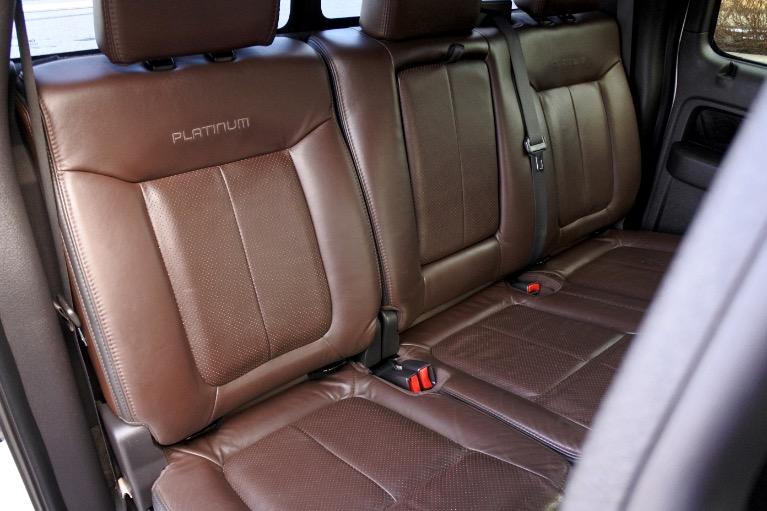 Used 2012 Ford F-150 4WD SuperCrew 145' Platinum Used 2012 Ford F-150 4WD SuperCrew 145' Platinum for sale  at Metro West Motorcars LLC in Shrewsbury MA 17