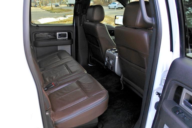 Used 2012 Ford F-150 4WD SuperCrew 145' Platinum Used 2012 Ford F-150 4WD SuperCrew 145' Platinum for sale  at Metro West Motorcars LLC in Shrewsbury MA 18