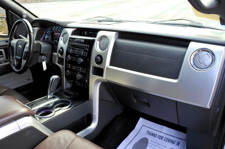 Used 2012 Ford F-150 4WD SuperCrew 145' Platinum Used 2012 Ford F-150 4WD SuperCrew 145' Platinum for sale  at Metro West Motorcars LLC in Shrewsbury MA 20