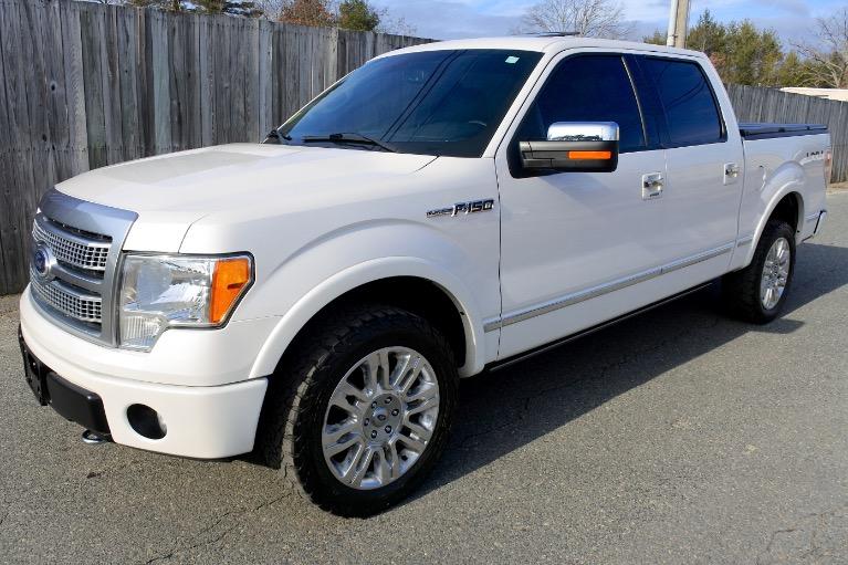 Used 2012 Ford F-150 4WD SuperCrew 145' Platinum Used 2012 Ford F-150 4WD SuperCrew 145' Platinum for sale  at Metro West Motorcars LLC in Shrewsbury MA 1