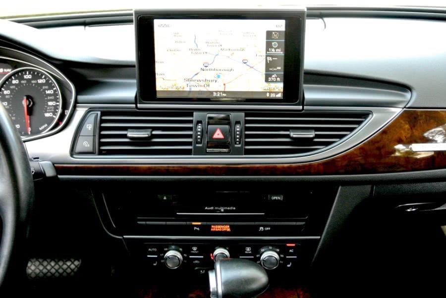 Used 2014 Audi A6 4dr Sdn quattro 3.0T Premium Plus Used 2014 Audi A6 4dr Sdn quattro 3.0T Premium Plus for sale  at Metro West Motorcars LLC in Shrewsbury MA 10