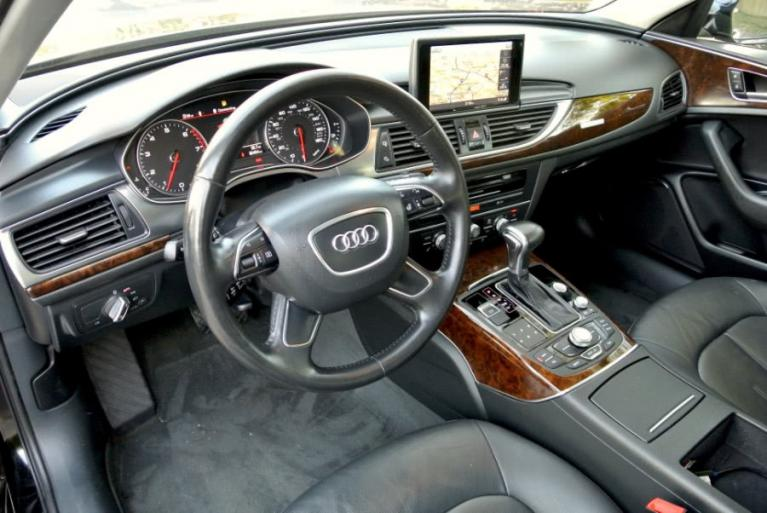 Used 2014 Audi A6 3.0T Premium Plus Quattro Used 2014 Audi A6 3.0T Premium Plus Quattro for sale  at Metro West Motorcars LLC in Shrewsbury MA 14