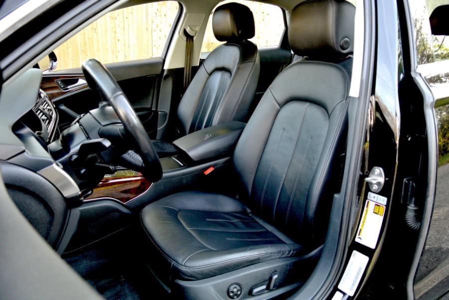 Used 2014 Audi A6 4dr Sdn quattro 3.0T Premium Plus Used 2014 Audi A6 4dr Sdn quattro 3.0T Premium Plus for sale  at Metro West Motorcars LLC in Shrewsbury MA 15