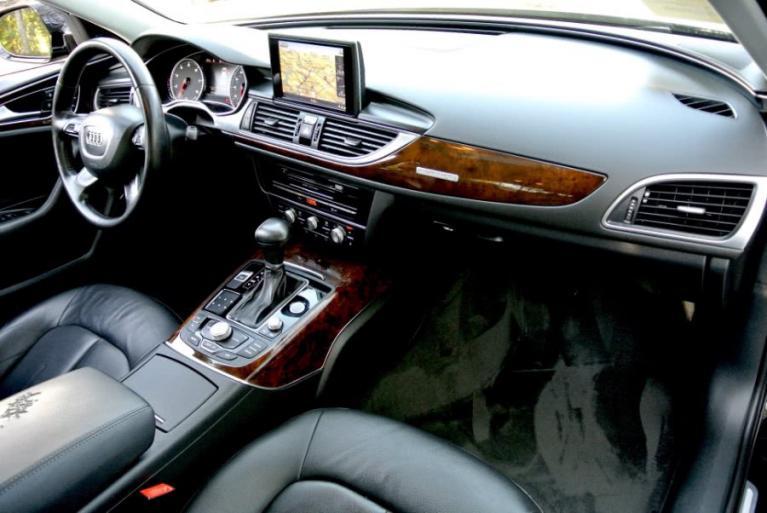 Used 2014 Audi A6 3.0T Premium Plus Quattro Used 2014 Audi A6 3.0T Premium Plus Quattro for sale  at Metro West Motorcars LLC in Shrewsbury MA 22