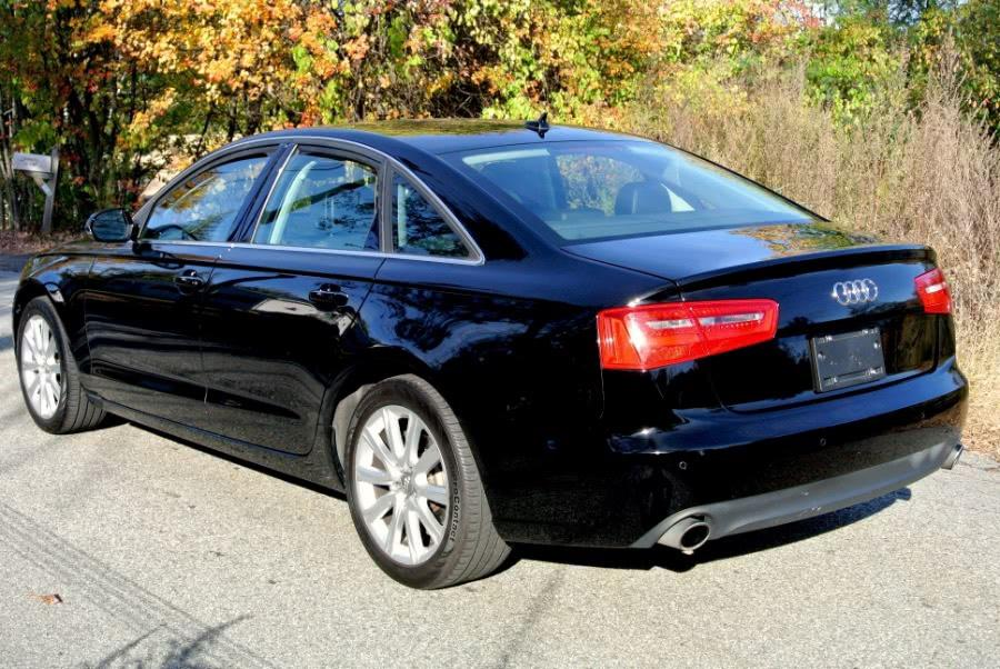 Used 2014 Audi A6 3.0T Premium Plus Quattro Used 2014 Audi A6 3.0T Premium Plus Quattro for sale  at Metro West Motorcars LLC in Shrewsbury MA 3