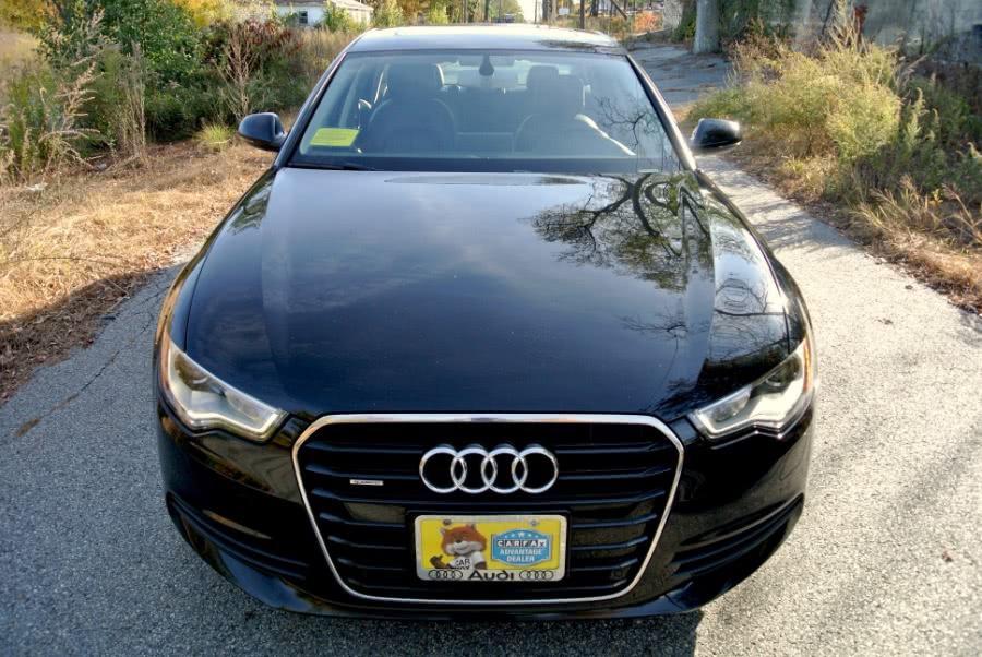 Used 2014 Audi A6 4dr Sdn quattro 3.0T Premium Plus Used 2014 Audi A6 4dr Sdn quattro 3.0T Premium Plus for sale  at Metro West Motorcars LLC in Shrewsbury MA 8