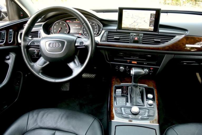 Used 2014 Audi A6 3.0T Premium Plus Quattro Used 2014 Audi A6 3.0T Premium Plus Quattro for sale  at Metro West Motorcars LLC in Shrewsbury MA 9
