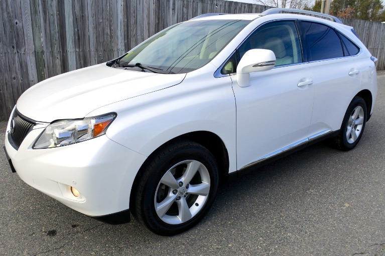 Used Used 2011 Lexus Rx 350 AWD for sale $16,800 at Metro West Motorcars LLC in Shrewsbury MA