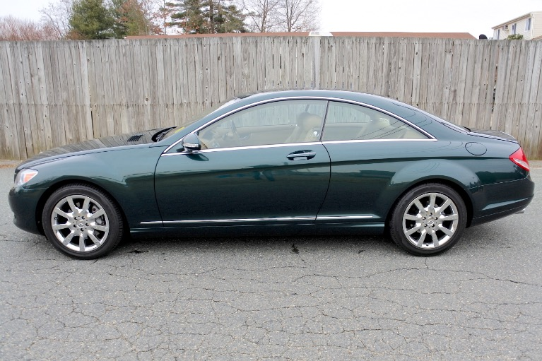 Used 2007 Mercedes-Benz Cl-class 550 5.5L V8 Used 2007 Mercedes-Benz Cl-class 550 5.5L V8 for sale  at Metro West Motorcars LLC in Shrewsbury MA 2