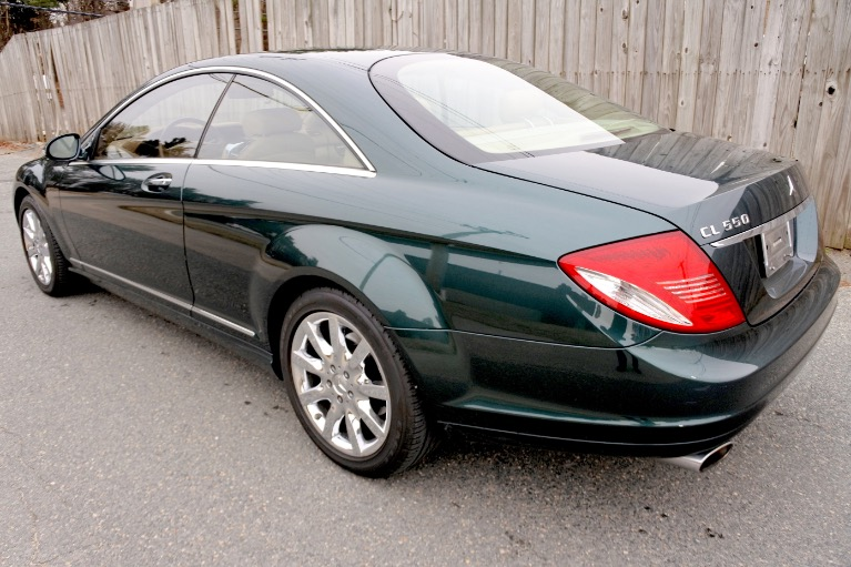Used 2007 Mercedes-Benz Cl-class 550 5.5L V8 Used 2007 Mercedes-Benz Cl-class 550 5.5L V8 for sale  at Metro West Motorcars LLC in Shrewsbury MA 3