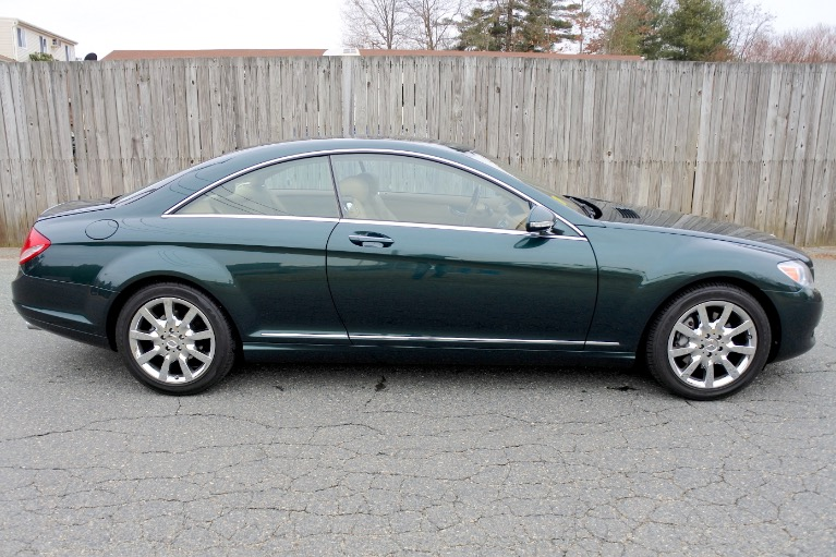 Used 2007 Mercedes-Benz Cl-class 550 5.5L V8 Used 2007 Mercedes-Benz Cl-class 550 5.5L V8 for sale  at Metro West Motorcars LLC in Shrewsbury MA 6