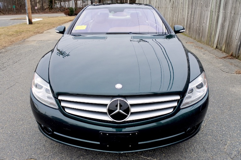 Used 2007 Mercedes-Benz Cl-class 550 5.5L V8 Used 2007 Mercedes-Benz Cl-class 550 5.5L V8 for sale  at Metro West Motorcars LLC in Shrewsbury MA 8