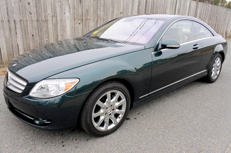Used 2007 Mercedes-Benz Cl-class 550 5.5L V8 Used 2007 Mercedes-Benz Cl-class 550 5.5L V8 for sale  at Metro West Motorcars LLC in Shrewsbury MA 1