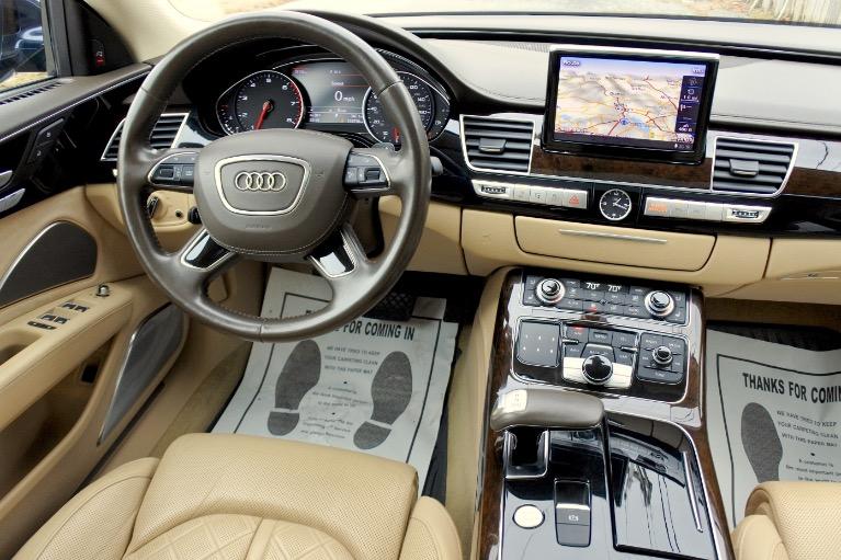Used 2013 Audi A8 l 4.0L Quattro Used 2013 Audi A8 l 4.0L Quattro for sale  at Metro West Motorcars LLC in Shrewsbury MA 10