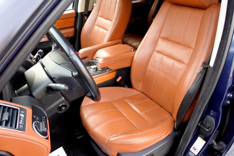 Used 2011 Land Rover Range Rover Sport HSE LUX Used 2011 Land Rover Range Rover Sport HSE LUX for sale  at Metro West Motorcars LLC in Shrewsbury MA 14