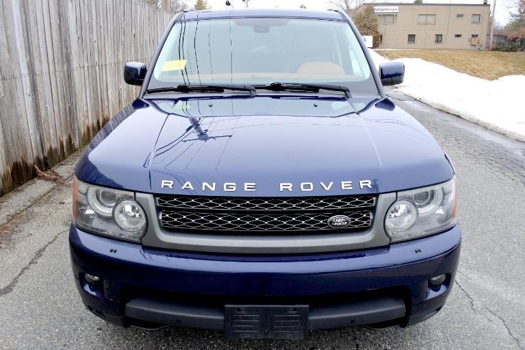 Used 2011 Land Rover Range Rover Sport HSE LUX Used 2011 Land Rover Range Rover Sport HSE LUX for sale  at Metro West Motorcars LLC in Shrewsbury MA 8