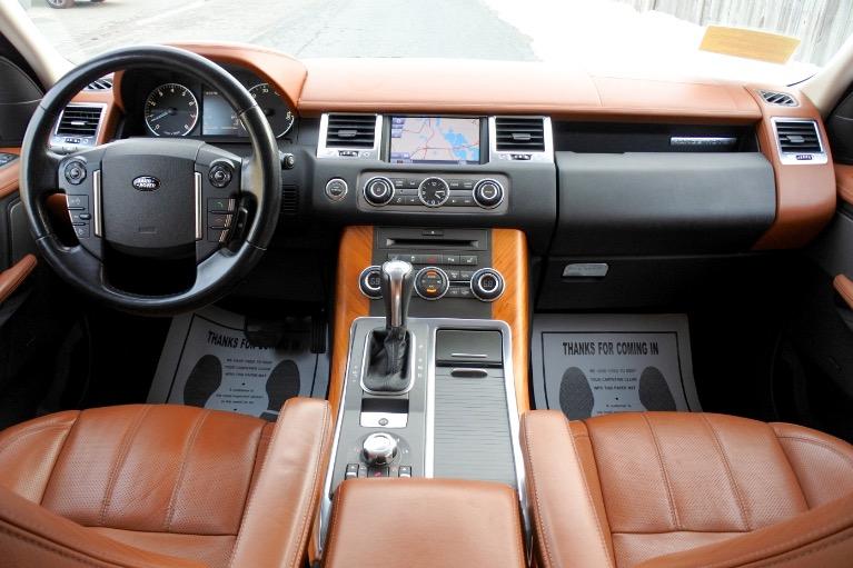 Used 2011 Land Rover Range Rover Sport HSE LUX Used 2011 Land Rover Range Rover Sport HSE LUX for sale  at Metro West Motorcars LLC in Shrewsbury MA 9