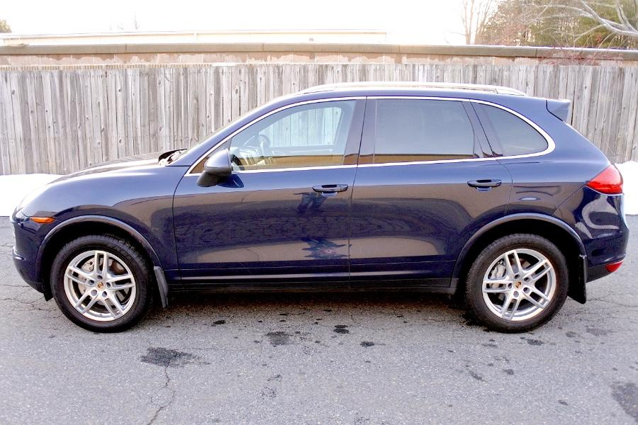 Used 2013 Porsche Cayenne AWD 4dr S Used 2013 Porsche Cayenne AWD 4dr S for sale  at Metro West Motorcars LLC in Shrewsbury MA 2