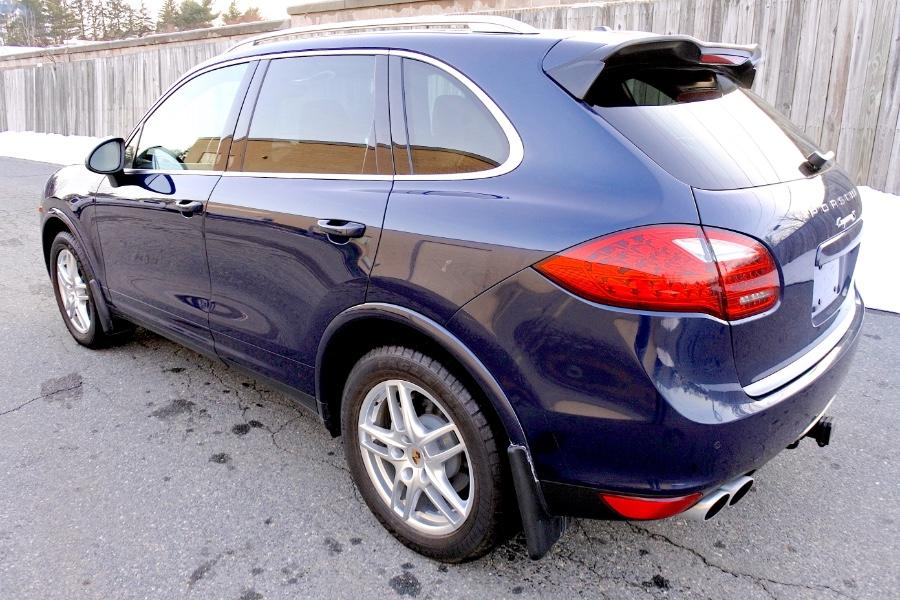 Used 2013 Porsche Cayenne AWD 4dr S Used 2013 Porsche Cayenne AWD 4dr S for sale  at Metro West Motorcars LLC in Shrewsbury MA 3