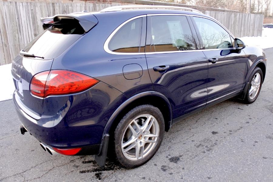 Used 2013 Porsche Cayenne AWD 4dr S Used 2013 Porsche Cayenne AWD 4dr S for sale  at Metro West Motorcars LLC in Shrewsbury MA 5