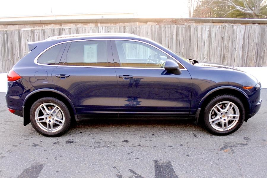 Used 2013 Porsche Cayenne AWD 4dr S Used 2013 Porsche Cayenne AWD 4dr S for sale  at Metro West Motorcars LLC in Shrewsbury MA 6