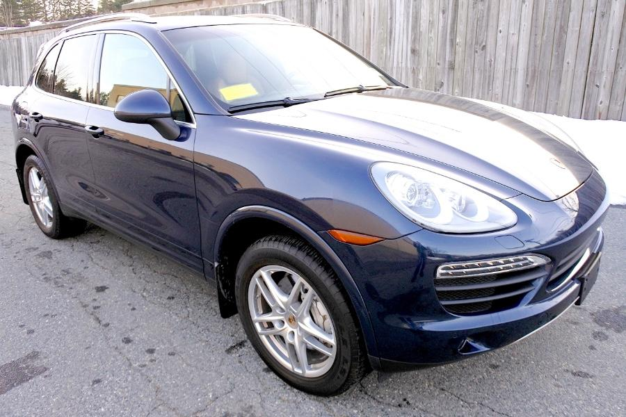Used 2013 Porsche Cayenne AWD 4dr S Used 2013 Porsche Cayenne AWD 4dr S for sale  at Metro West Motorcars LLC in Shrewsbury MA 7