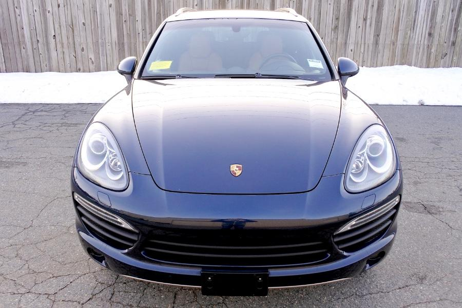 Used 2013 Porsche Cayenne AWD 4dr S Used 2013 Porsche Cayenne AWD 4dr S for sale  at Metro West Motorcars LLC in Shrewsbury MA 8