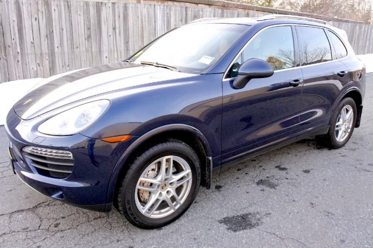 Used 2013 Porsche Cayenne AWD 4dr S Used 2013 Porsche Cayenne AWD 4dr S for sale  at Metro West Motorcars LLC in Shrewsbury MA 1