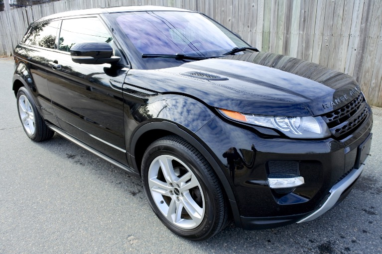 Used 2012 Land Rover Range Rover Evoque Coupe Dynamic Premium Used 2012 Land Rover Range Rover Evoque Coupe Dynamic Premium for sale  at Metro West Motorcars LLC in Shrewsbury MA 7