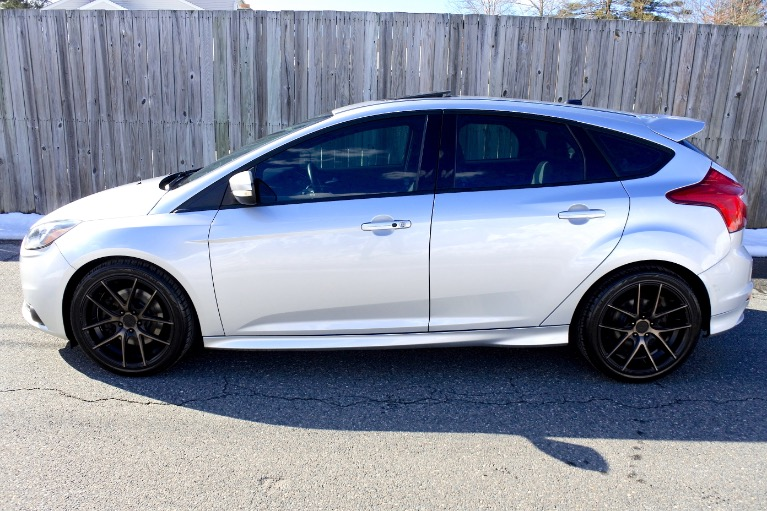 Used 2013 Ford Focus ST Used 2013 Ford Focus ST for sale  at Metro West Motorcars LLC in Shrewsbury MA 2