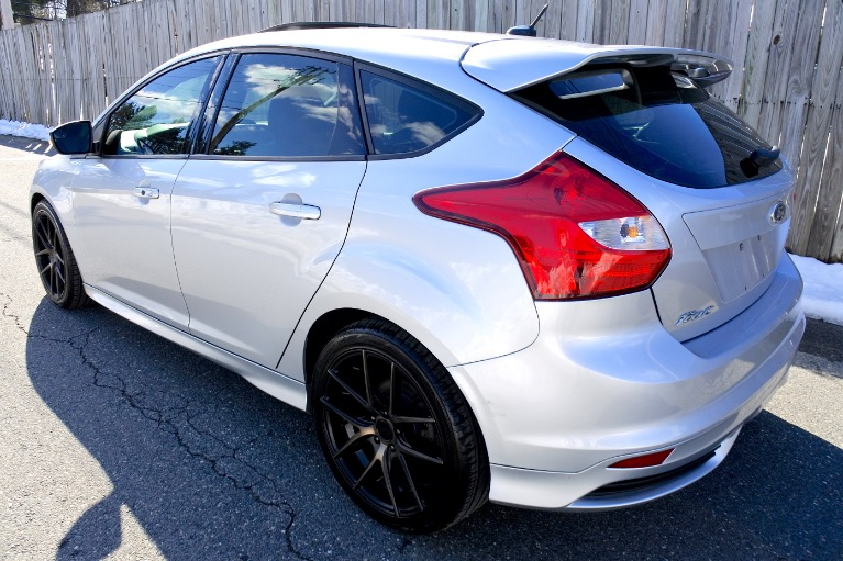 Used 2013 Ford Focus ST Used 2013 Ford Focus ST for sale  at Metro West Motorcars LLC in Shrewsbury MA 3