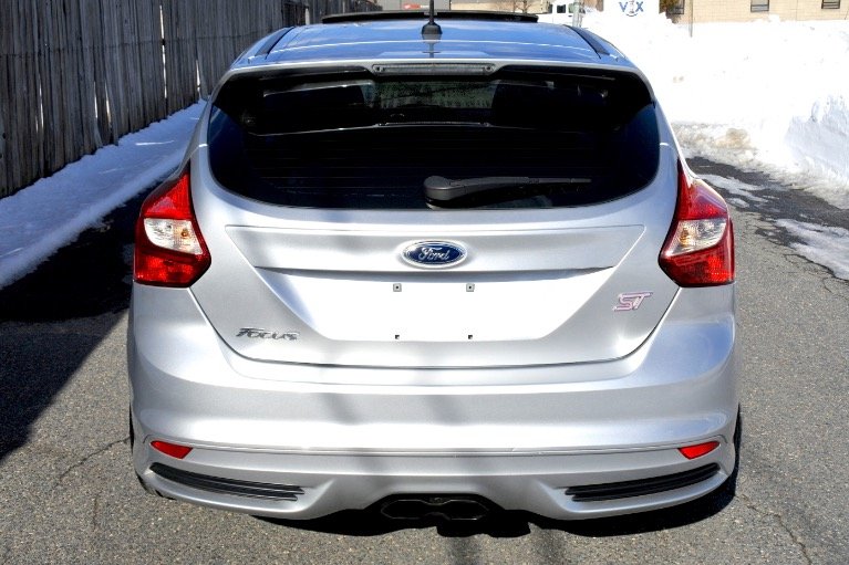 Used 2013 Ford Focus ST Used 2013 Ford Focus ST for sale  at Metro West Motorcars LLC in Shrewsbury MA 4