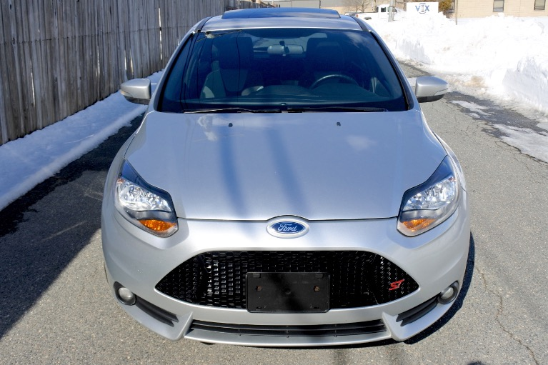 Used 2013 Ford Focus ST Used 2013 Ford Focus ST for sale  at Metro West Motorcars LLC in Shrewsbury MA 8