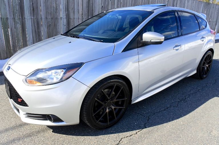 Used 2013 Ford Focus ST Used 2013 Ford Focus ST for sale  at Metro West Motorcars LLC in Shrewsbury MA 1