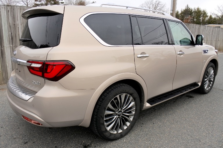 Used 2019 Infiniti Qx80 LUXE AWD Used 2019 Infiniti Qx80 LUXE AWD for sale  at Metro West Motorcars LLC in Shrewsbury MA 5