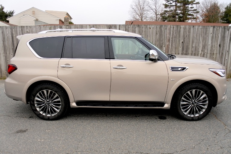 Used 2019 Infiniti Qx80 LUXE AWD Used 2019 Infiniti Qx80 LUXE AWD for sale  at Metro West Motorcars LLC in Shrewsbury MA 6