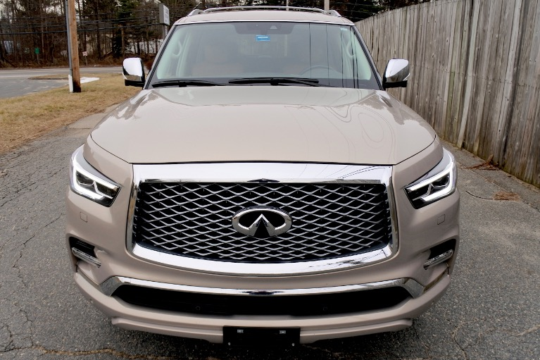 Used 2019 Infiniti Qx80 LUXE AWD Used 2019 Infiniti Qx80 LUXE AWD for sale  at Metro West Motorcars LLC in Shrewsbury MA 8