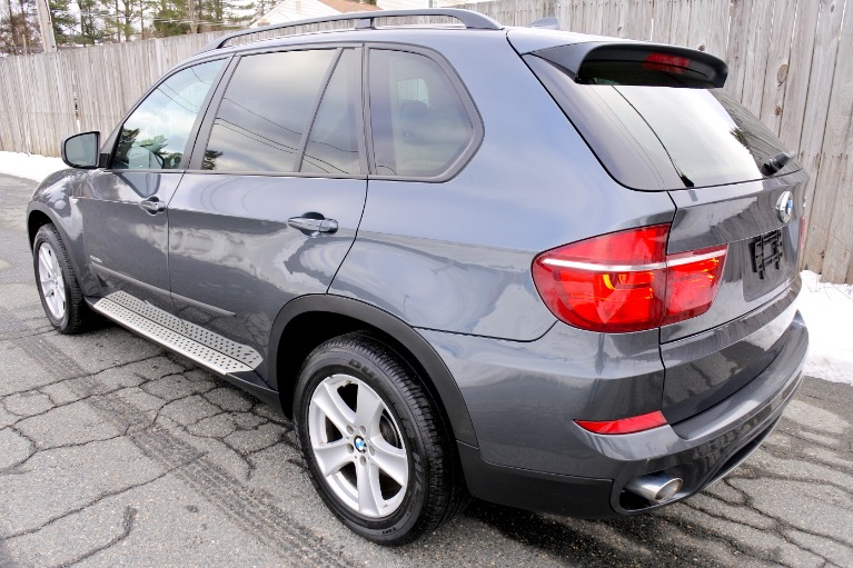 Used 2011 BMW X5 35d xDrive AWD Used 2011 BMW X5 35d xDrive AWD for sale  at Metro West Motorcars LLC in Shrewsbury MA 3