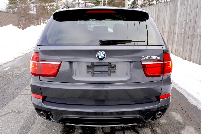 Used 2011 BMW X5 35d xDrive AWD Used 2011 BMW X5 35d xDrive AWD for sale  at Metro West Motorcars LLC in Shrewsbury MA 4