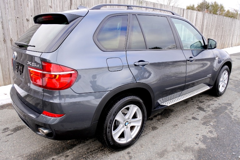 Used 2011 BMW X5 35d xDrive AWD Used 2011 BMW X5 35d xDrive AWD for sale  at Metro West Motorcars LLC in Shrewsbury MA 5