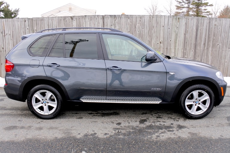 Used 2011 BMW X5 35d xDrive AWD Used 2011 BMW X5 35d xDrive AWD for sale  at Metro West Motorcars LLC in Shrewsbury MA 6