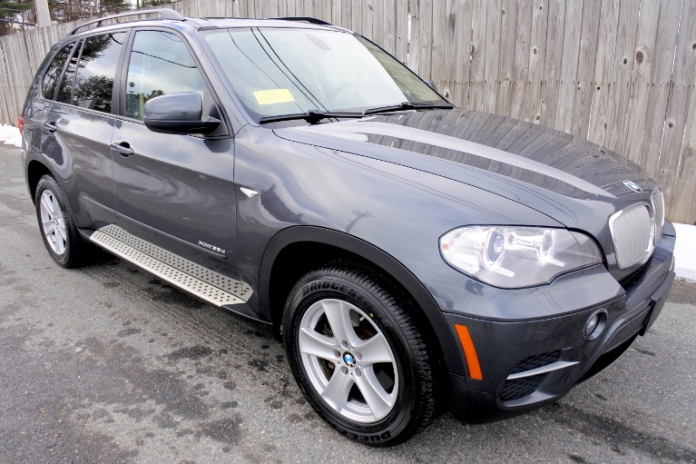 Used 2011 BMW X5 35d xDrive AWD Used 2011 BMW X5 35d xDrive AWD for sale  at Metro West Motorcars LLC in Shrewsbury MA 7