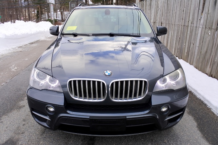 Used 2011 BMW X5 35d xDrive AWD Used 2011 BMW X5 35d xDrive AWD for sale  at Metro West Motorcars LLC in Shrewsbury MA 8