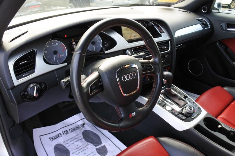 Used 2011 Audi S4 S Tronic Prestige Quattro Used 2011 Audi S4 S Tronic Prestige Quattro for sale  at Metro West Motorcars LLC in Shrewsbury MA 12