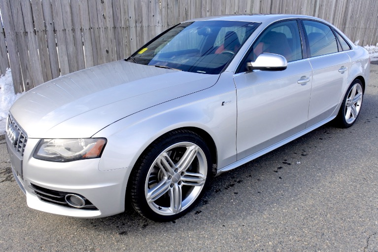 Used Used 2011 Audi S4 S Tronic Prestige Quattro for sale $16,800 at Metro West Motorcars LLC in Shrewsbury MA