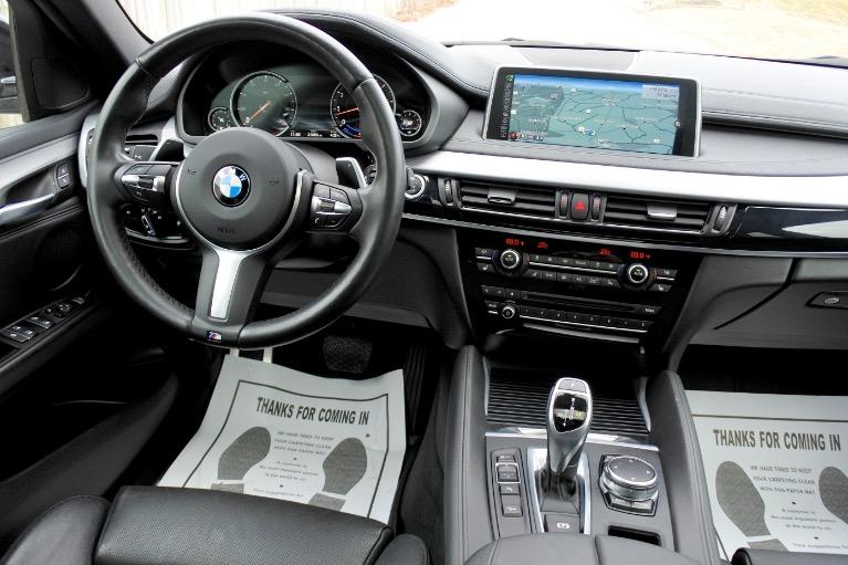 Used 2016 BMW X6 xDrive35i AWD Used 2016 BMW X6 xDrive35i AWD for sale  at Metro West Motorcars LLC in Shrewsbury MA 10