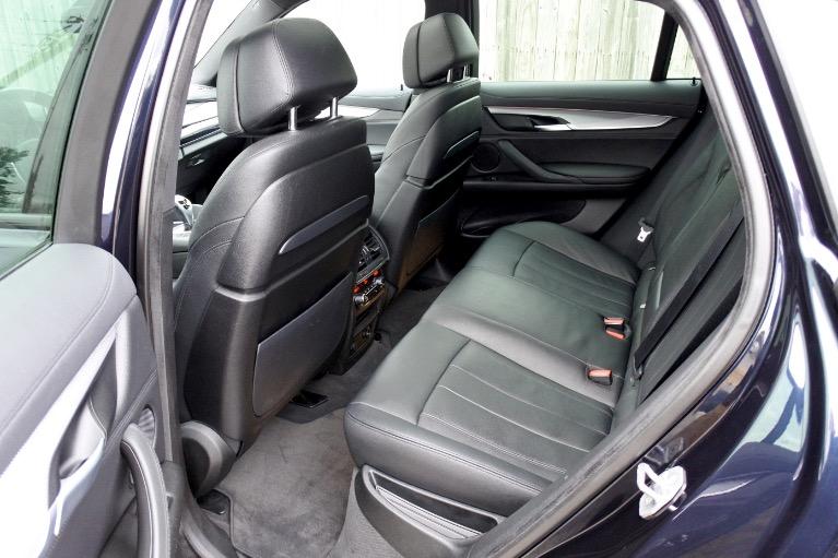 Used 2016 BMW X6 xDrive35i AWD Used 2016 BMW X6 xDrive35i AWD for sale  at Metro West Motorcars LLC in Shrewsbury MA 15