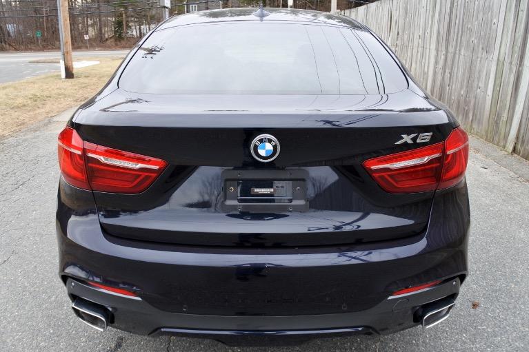 Used 2016 BMW X6 xDrive35i AWD Used 2016 BMW X6 xDrive35i AWD for sale  at Metro West Motorcars LLC in Shrewsbury MA 4